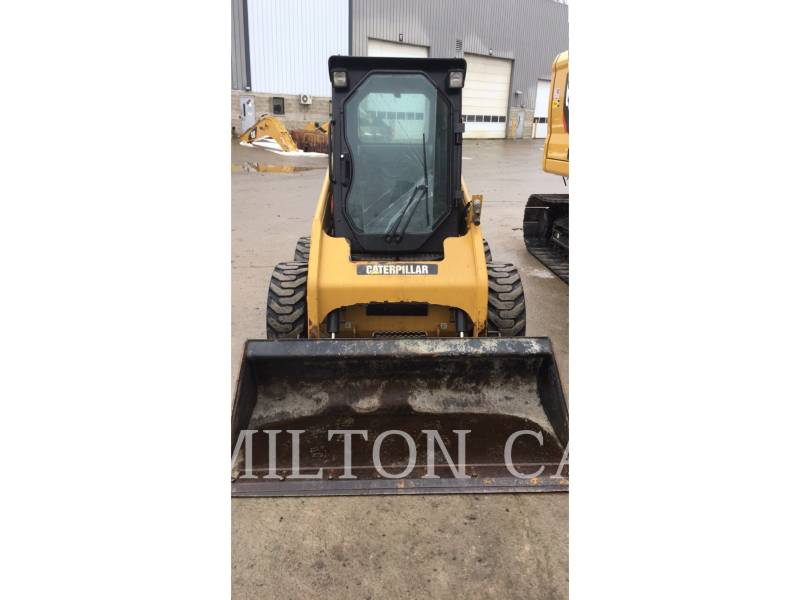 CATERPILLAR CHARGEURS COMPACTS RIGIDES 226B 3 equipment  photo 2