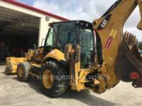 CATERPILLAR RETROESCAVADEIRAS 450F CB equipment  photo 2