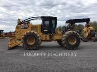 CATERPILLAR FORSTWIRTSCHAFT - HOLZRÜCKER 545D equipment  photo 6