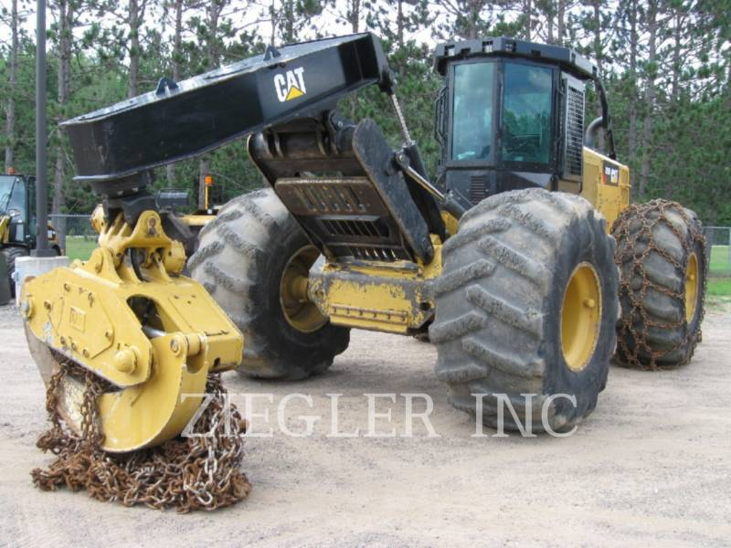 CATERPILLAR FORESTRY - SKIDDER 525D equipment  photo 1