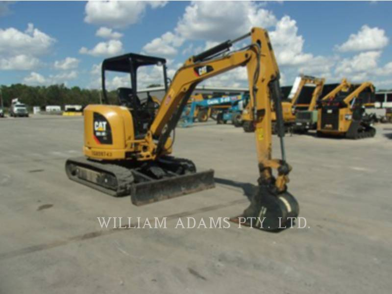 CATERPILLAR TRACK EXCAVATORS 303.5E2CR equipment  photo 1