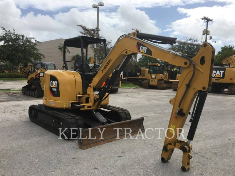 CATERPILLAR トラック油圧ショベル 305E2CR equipment  photo 10