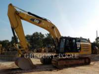 Equipment photo CATERPILLAR 336E L TRACK EXCAVATORS 1