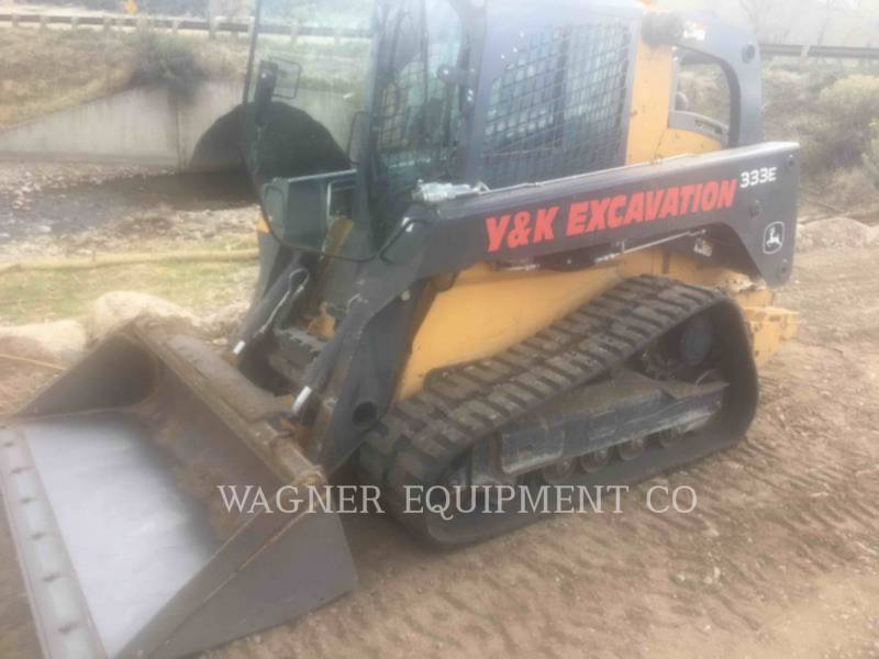 DEERE & CO. SKID STEER LOADERS 333E equipment  photo 1