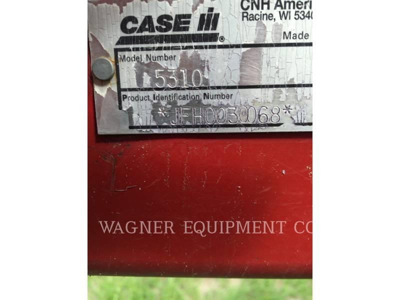 CASE AG TILLAGE EQUIPMENT 5310 equipment  photo 12