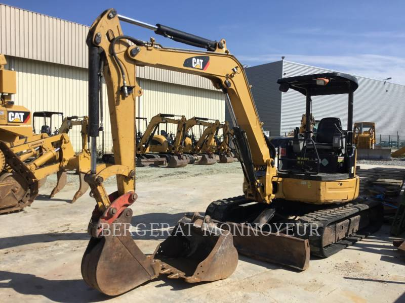 CATERPILLAR PELLES SUR CHAINES 305.5D CR equipment  photo 1
