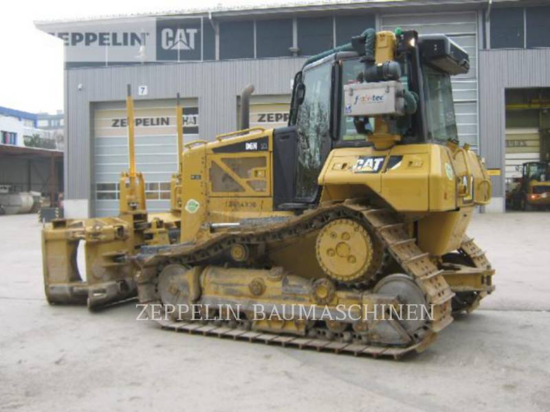 CATERPILLAR TRACK TYPE TRACTORS D6NXLP equipment  photo 6