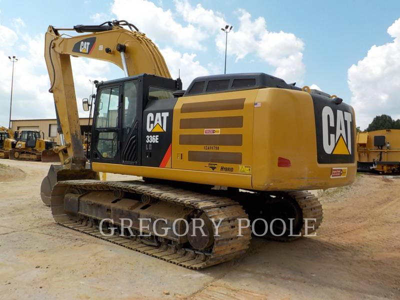 CATERPILLAR トラック油圧ショベル 336EL H equipment  photo 7