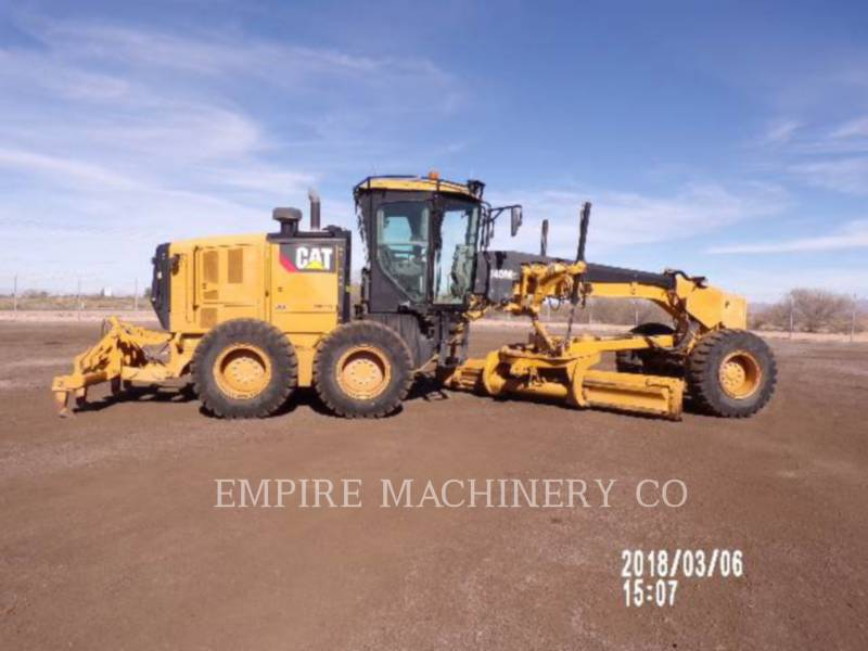 CATERPILLAR RÓWNIARKI SAMOBIEŻNE 140M2 equipment  photo 7