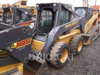 Equipment photo NEW HOLLAND LTD. LS180 PALE COMPATTE SKID STEER 1