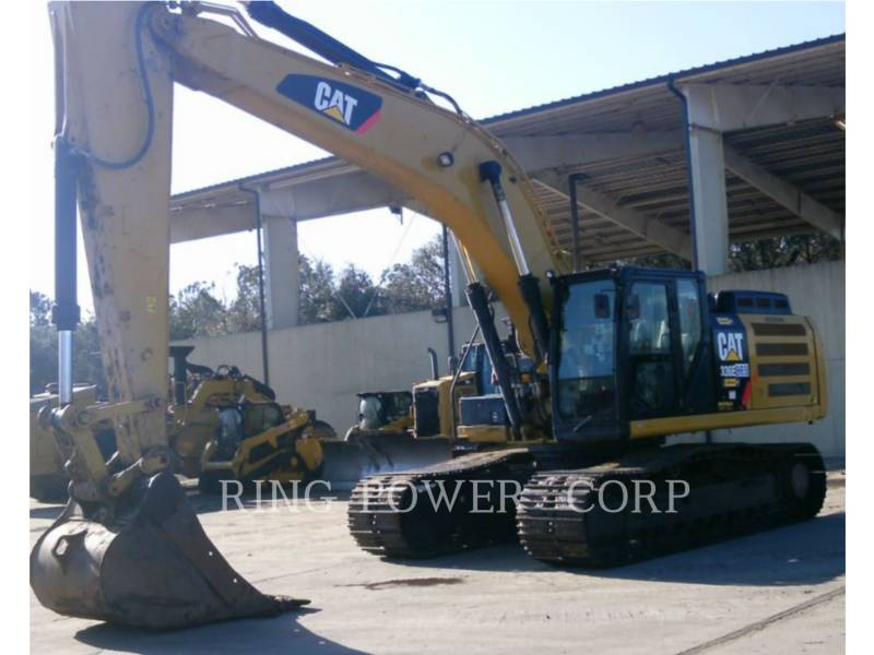 CATERPILLAR PELLES SUR CHAINES 336ELTC equipment  photo 2
