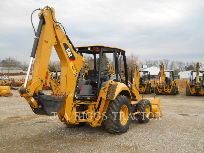 CATERPILLAR KOPARKO-ŁADOWARKI 415F 4 equipment  photo 6