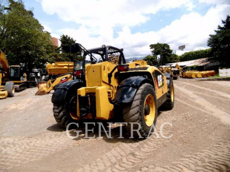 CATERPILLAR TELEHANDLER TH406 equipment  photo 3