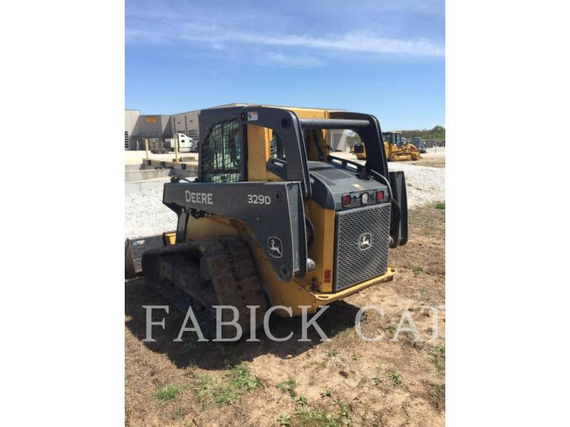 DEERE & CO. MULTI TERRAIN LOADERS 329D equipment  photo 4