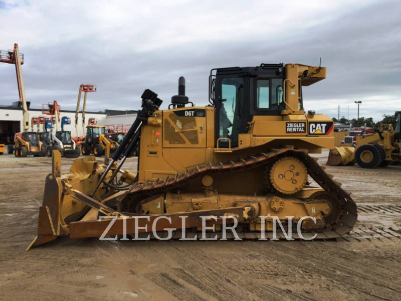 CATERPILLAR CIĄGNIKI GĄSIENICOWE D6TLGPA equipment  photo 6