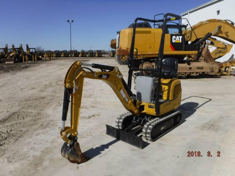 CATERPILLAR トラック油圧ショベル 300.9D equipment  photo 1