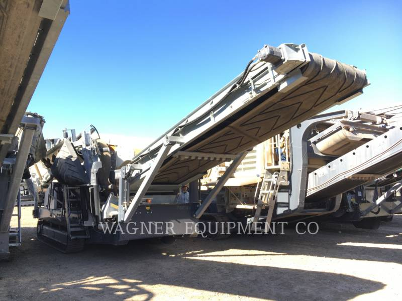 METSO CRUSHERS ST2.4 equipment  photo 3