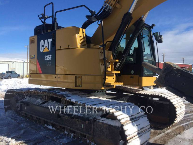 CATERPILLAR TRACK EXCAVATORS 335F CR CF equipment  photo 3