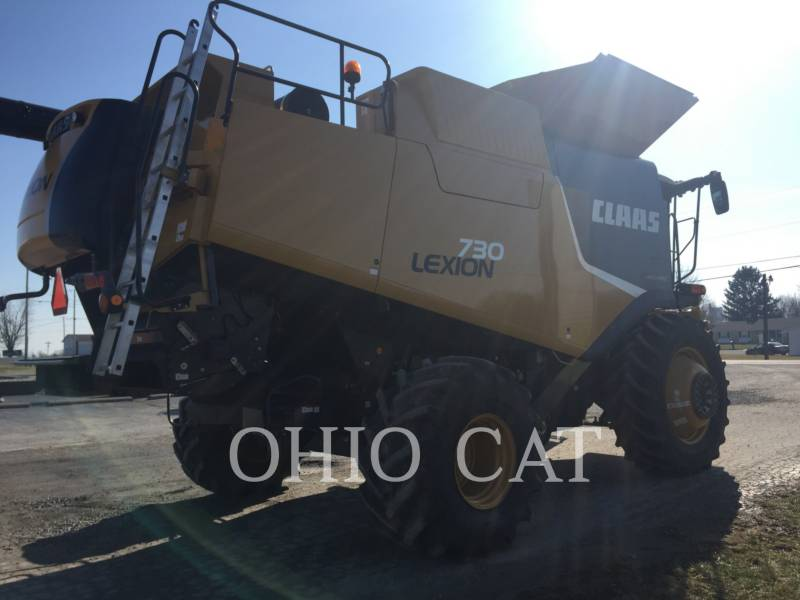 CLAAS OF AMERICA COMBINADOS LEX730 equipment  photo 4
