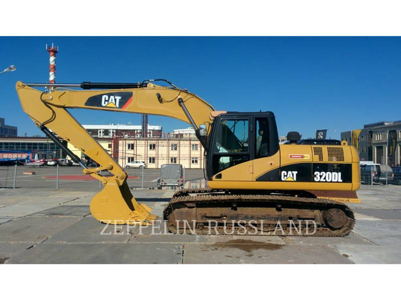 CATERPILLAR RUPSGRAAFMACHINES 320DL equipment  photo 2