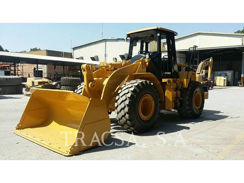 CATERPILLAR CARGADORES DE RUEDAS 950GII equipment  photo 1
