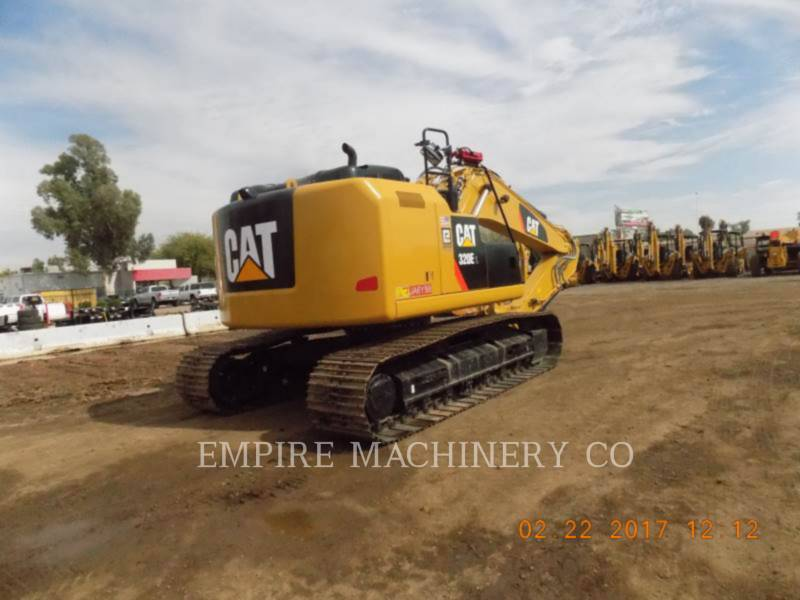 CATERPILLAR PELLES SUR CHAINES 320E LRR P equipment  photo 2