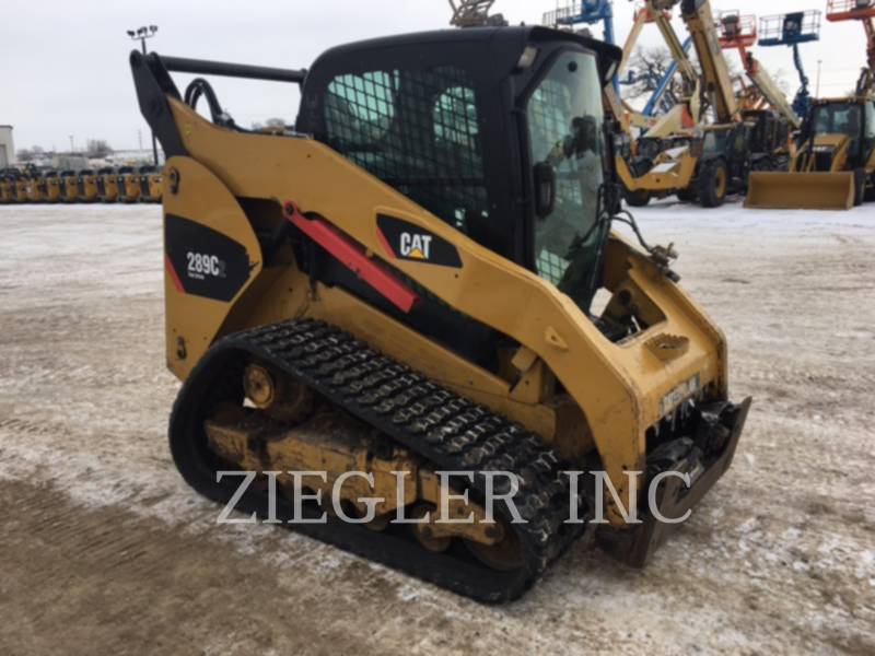 CATERPILLAR MULTI TERRAIN LOADERS 289C2 equipment  photo 5
