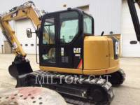 CATERPILLAR EXCAVADORAS DE CADENAS 308E2 CRSB equipment  photo 7