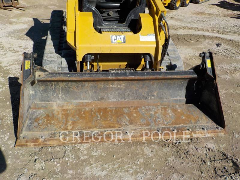CATERPILLAR DELTALADER 289D equipment  photo 7