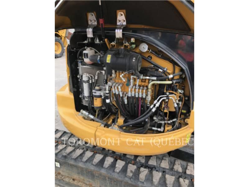 CATERPILLAR TRACK EXCAVATORS 304D CR equipment  photo 13