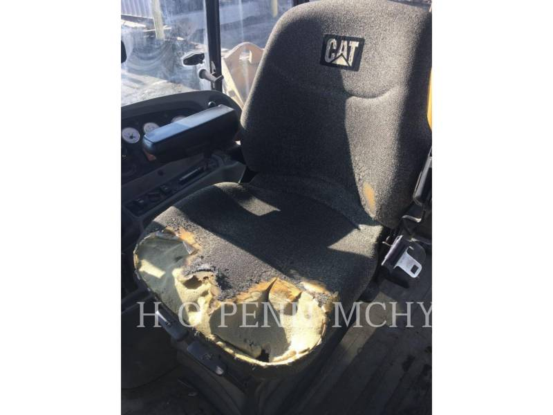 CATERPILLAR BACKHOE LOADERS 420D equipment  photo 7