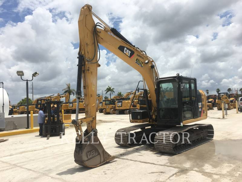 CATERPILLAR TRACK EXCAVATORS 312EL equipment  photo 1