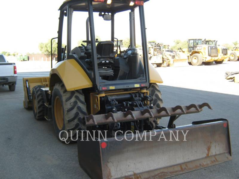 CATERPILLAR INDUSTRIAL LOADER 415F2 equipment  photo 5