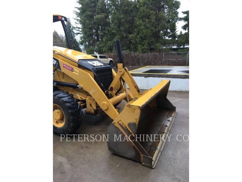 CATERPILLAR BACKHOE LOADERS 420F2 HRC equipment  photo 8