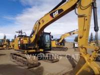 CATERPILLAR KETTEN-HYDRAULIKBAGGER 320ELRR equipment  photo 4