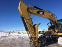 CATERPILLAR TRACK EXCAVATORS 335F CR CF equipment  photo 1