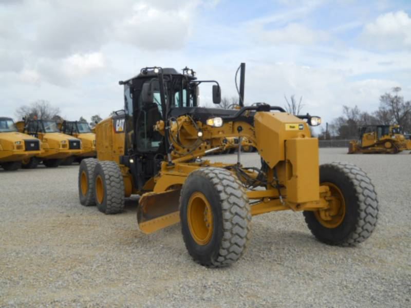 CATERPILLAR NIVELEUSES 140M2 equipment  photo 7