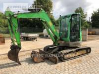 Equipment photo YANMAR VIO45 RUPSGRAAFMACHINES 1