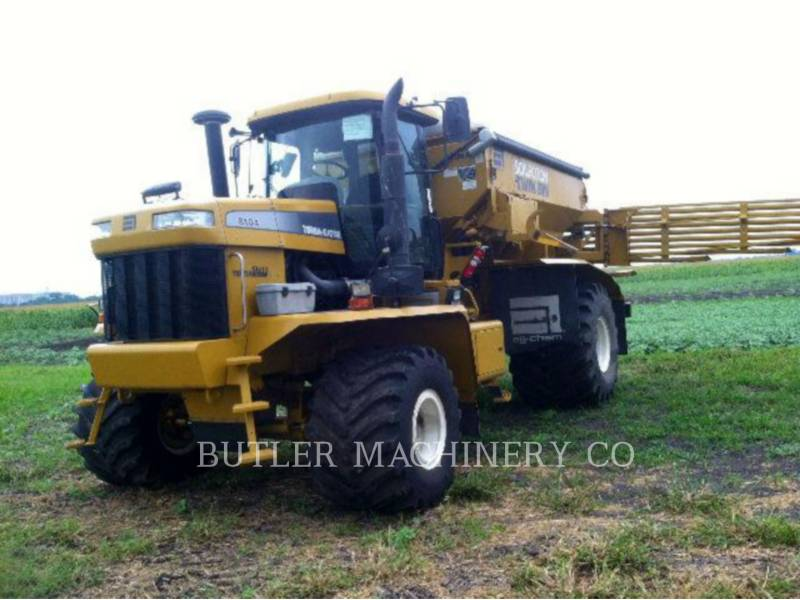 TERRA-GATOR SPRAYER TG8104TBG equipment  photo 7