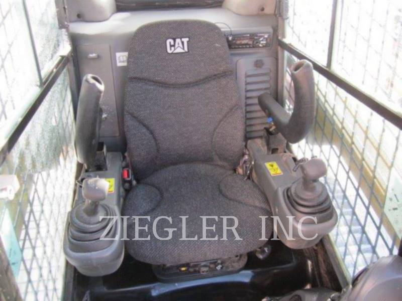 CATERPILLAR UNIWERSALNE ŁADOWARKI 257D equipment  photo 5