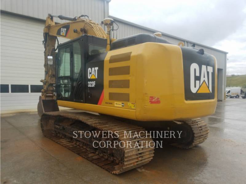 CATERPILLAR KOPARKI GĄSIENICOWE 323FL equipment  photo 1