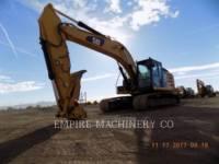CATERPILLAR トラック油圧ショベル 329EL TH P equipment  photo 4