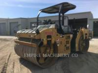 CATERPILLAR TANDEMOWY WALEC WIBRACYJNY DO ASFALTU (STAL-STAL) CB66B equipment  photo 4