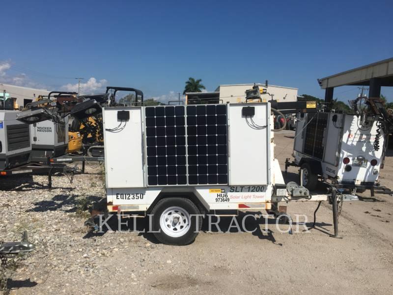 PROGRESS SOLAR SOLUTIONS TORRE DE ALUMBRADO SLT1200-PSS equipment  photo 5