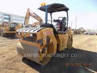 CATERPILLAR COMPACTEURS TANDEMS VIBRANTS CB7 equipment  photo 2