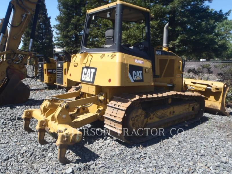CATERPILLAR TRACK TYPE TRACTORS D6K equipment  photo 3