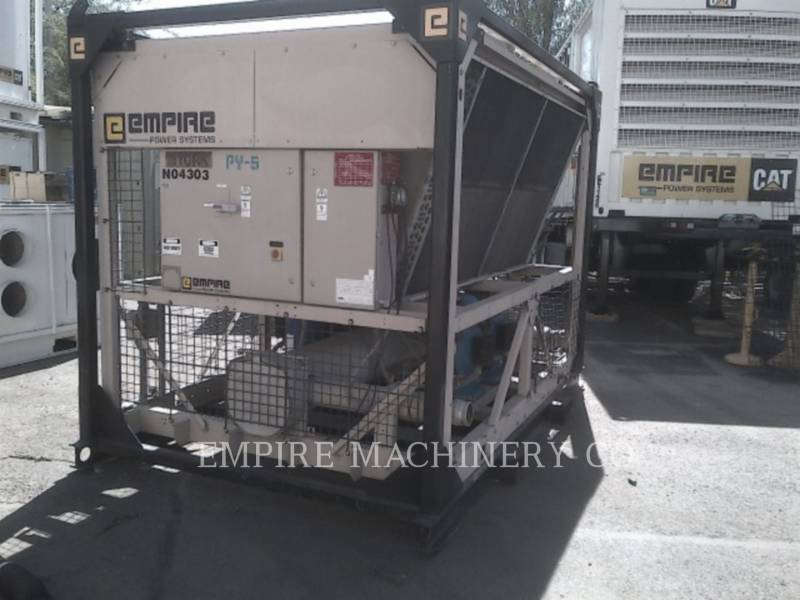 MISC - ENG DIVISION HVAC: HEATING, VENTILATION, AND AIR CONDITIONING CHILL 050T equipment  photo 3