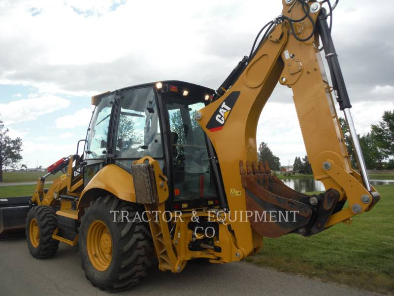 CATERPILLAR バックホーローダ 420F 4ETCB equipment  photo 5