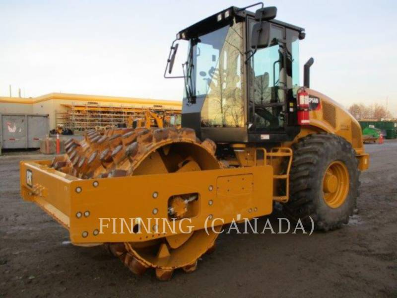 CATERPILLAR COMPACTEURS CP56B equipment  photo 2