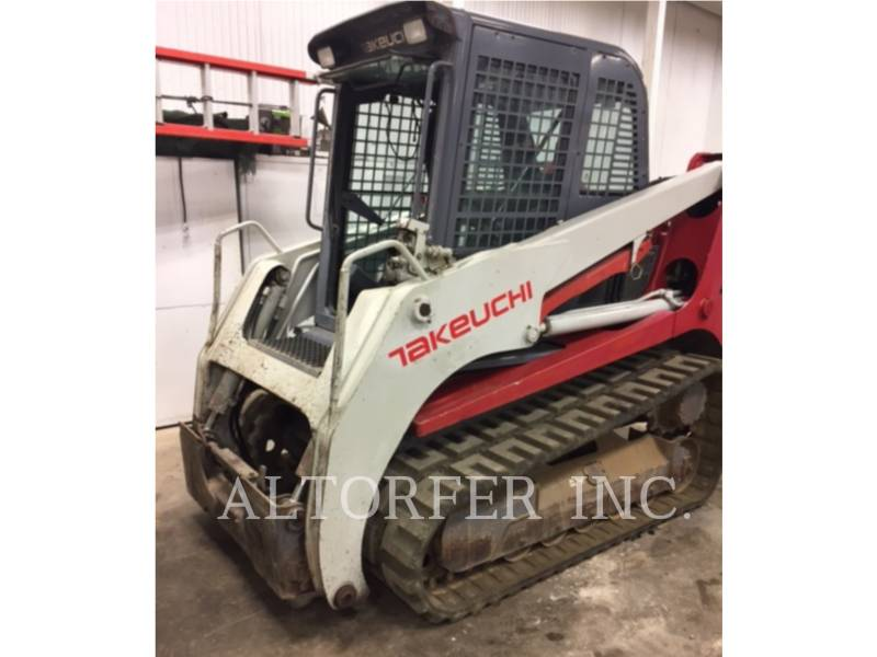 TAKEUCHI MFG. CO. LTD. CHARGEURS COMPACTS RIGIDES TL250 equipment  photo 1